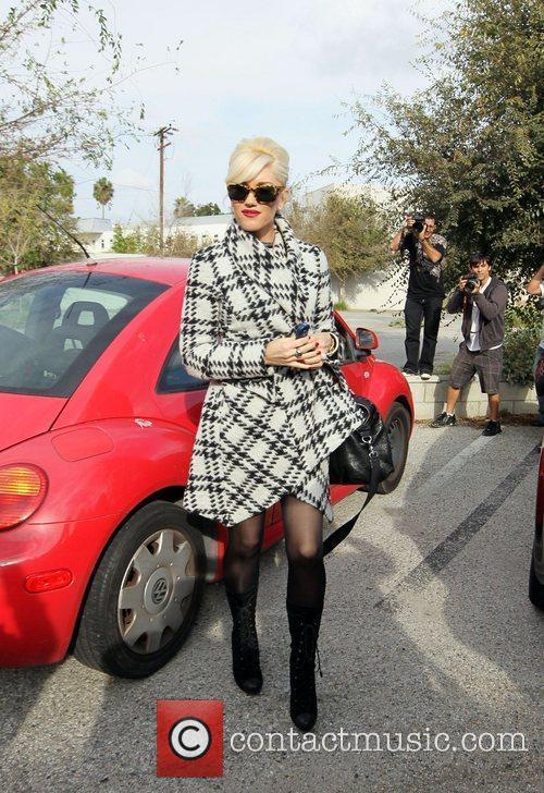 Gwen Stefani and No Doubt 12