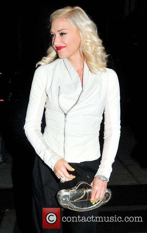 Gwen Stefani and Midtown 5