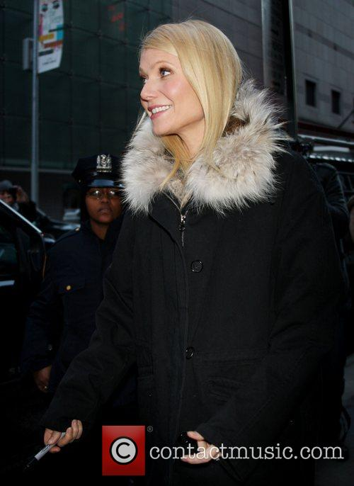 Gwyneth Paltrow, ABC, Good Morning America, Abc Studios