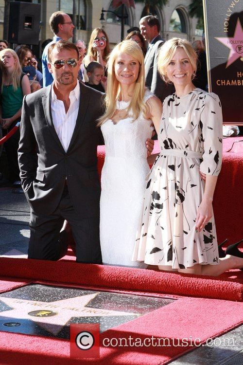Tim Mcgraw and Gwyneth Paltrow 8