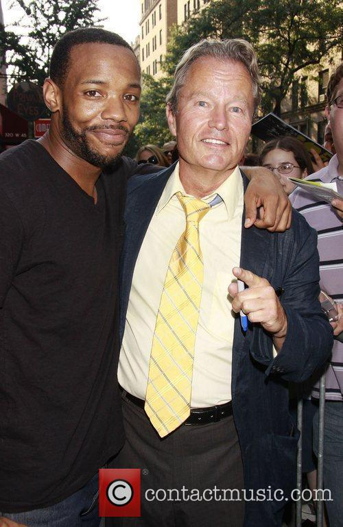 Cast member and John Savage from the 1979...