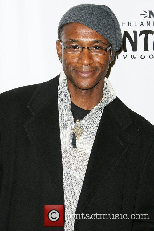 Tommy Davidson Los Angeles Premiere of Hair held...