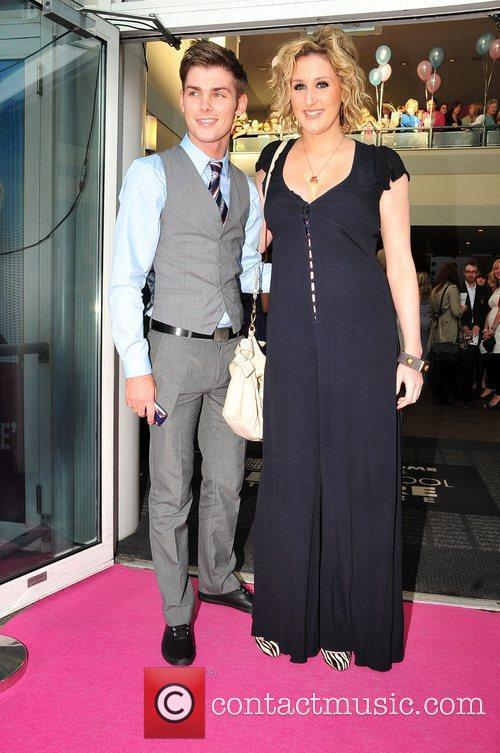 Kieron Richardson and Bronagh Waugh 1