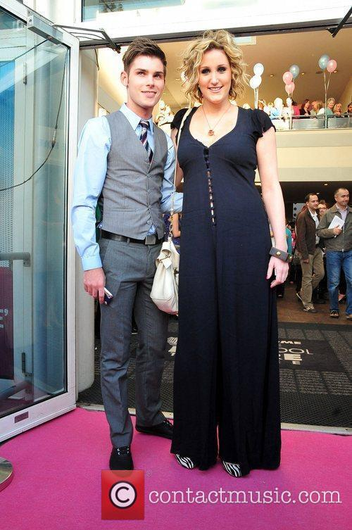 Kieron Richardson and Bronagh Waugh 2