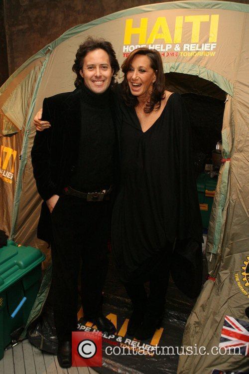 David Lauren and Donna Karan 6