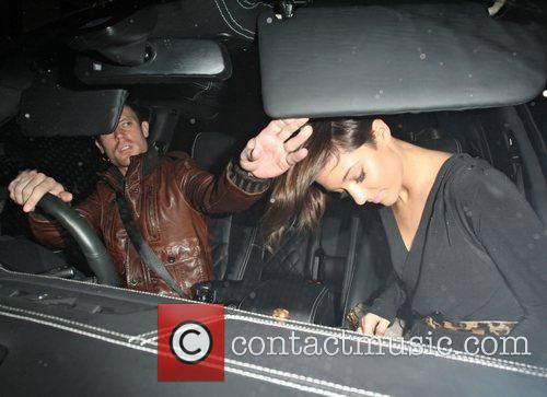 Wayne Bridge, Frankie Sandford and The Saturdays 2