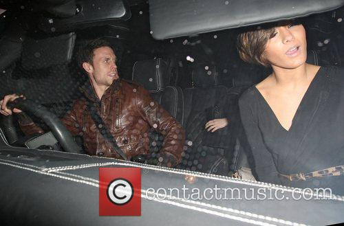 Wayne Bridge, Frankie Sandford and The Saturdays 6