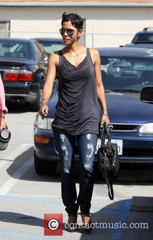 Halle Berry and Genesis 11