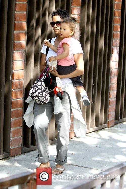 Halle Berry and Nahla Ariela Aubry 25