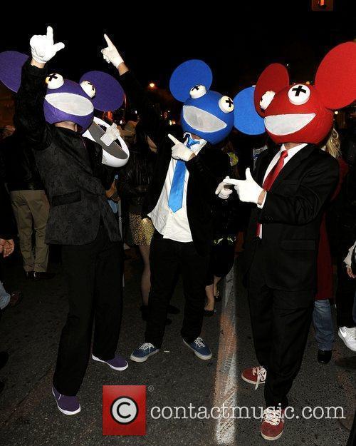 Deadmau5 and Celebration 2