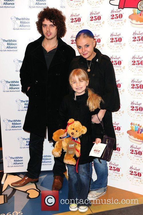 Jonny Davies and Gail Porter 1