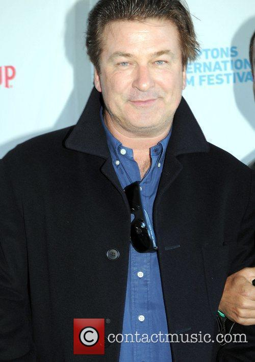 Alec Baldwin  attends the Chairmen's Reception during...