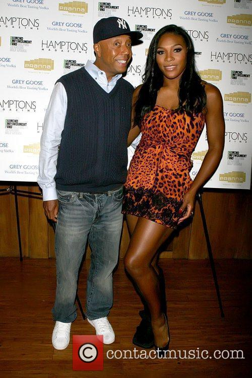 Russell Simmons and Serena Williams 6