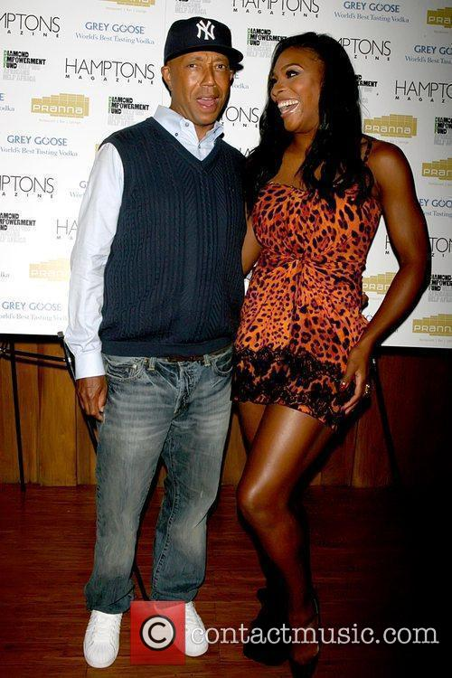 Russell Simmons and Serena Williams 1