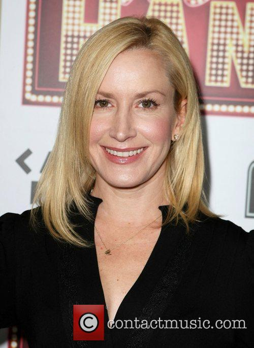 Angela Kinsey The Hangover DVD launch event at...