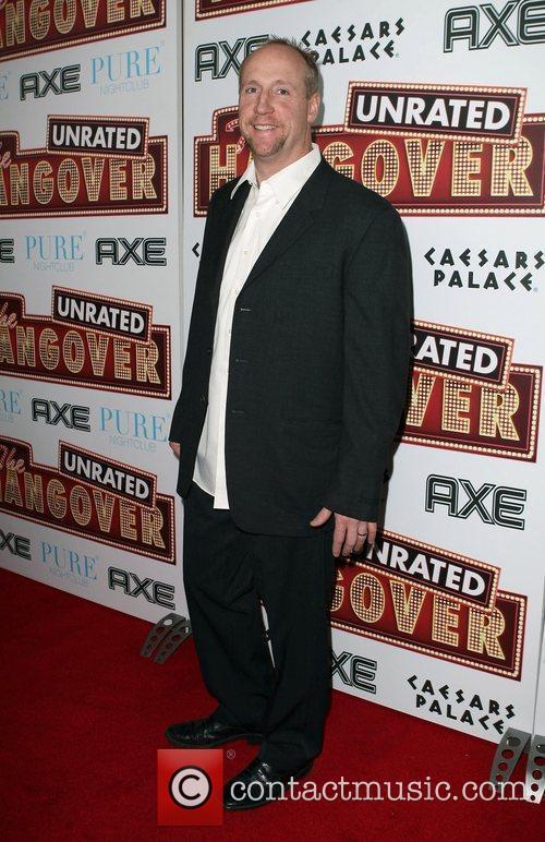 Matt Walsh The Hangover DVD launch event at...