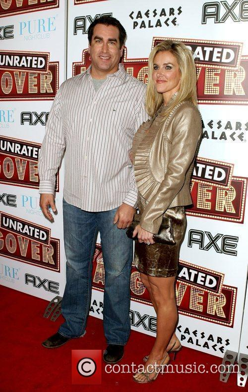 The Hangover DVD launch event at pure nightclub...