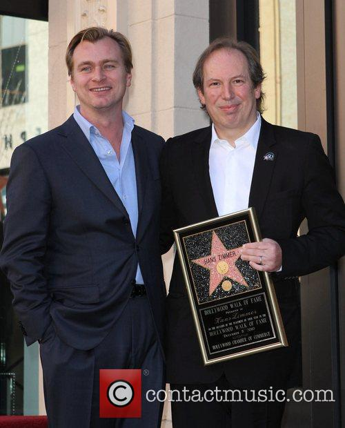 Hans Zimmer and Christopher Nolan 6