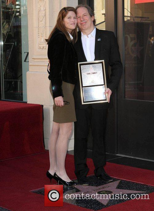 Suzanne Zimmer and Hans Zimmer 10