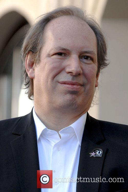Hans Zimmer German composer and music producer receives...