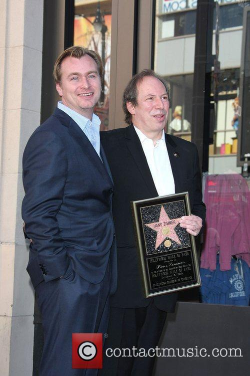 Christopher Nolan and Hans Zimmer 8