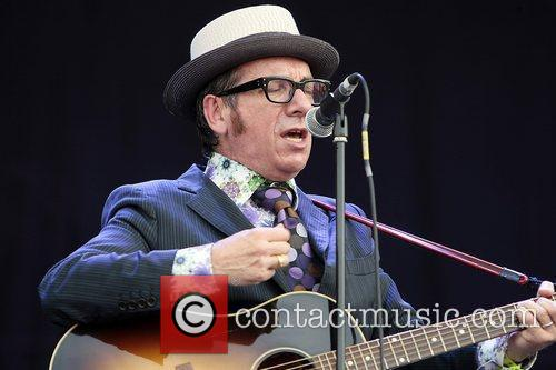 Elvis Costello and Crowded House 4