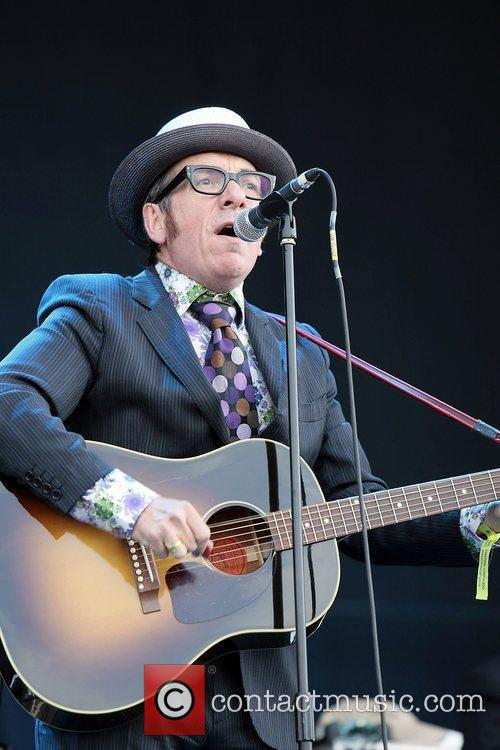 Elvis Costello and Crowded House 1