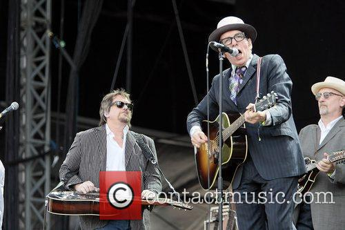 Elvis Costello and Van Zant 5