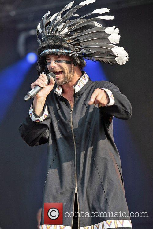 Jay Kay and Jamiroquai 6