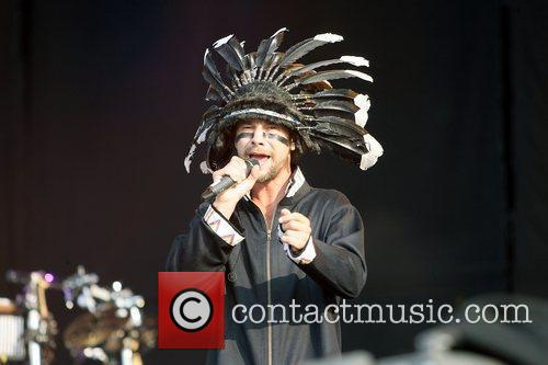 Jay Kay and Jamiroquai 5