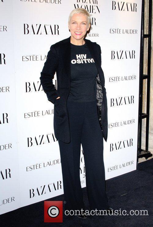 Annie Lennox  Harper's Bazaar Women Of The...