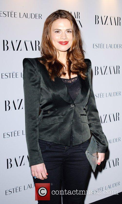 Hayley Atwell Harper's Bazaar Women Of The Year...