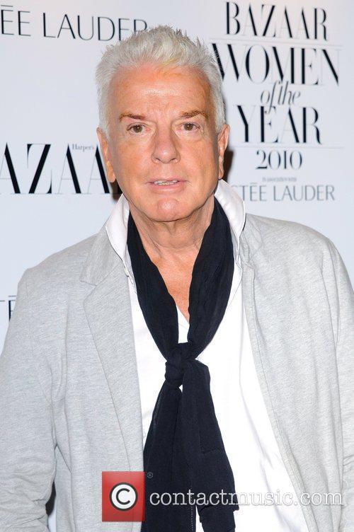 Nicky Haslam Harper's Bazaar Women Of The Year...