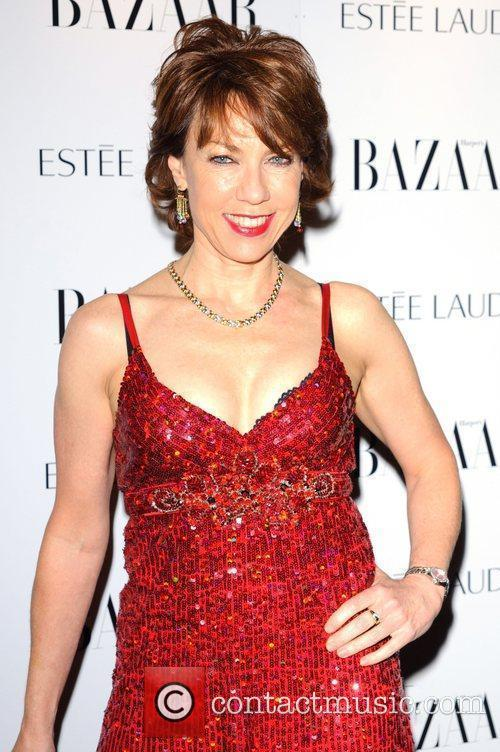 Kathy Lette  Harper's Bazaar Women Of The...