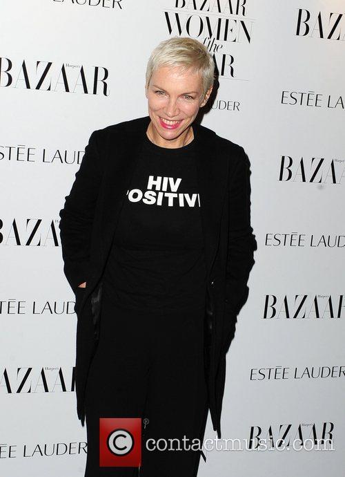 Annie Lennox,  Harper's Bazaar Woman of the...