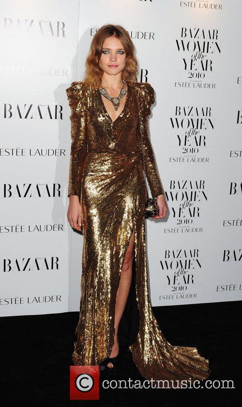 Natalie Vodianova,  Harper's Bazaar Woman of the...