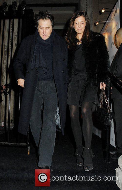 Bryan Ferry,  Harper's Bazaar Women Of The...