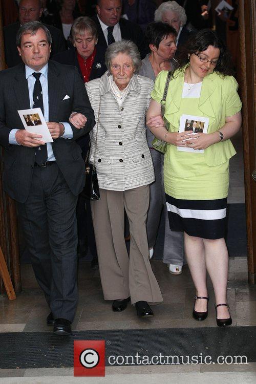 Guest Memorial for Harry Carpenter held at St...