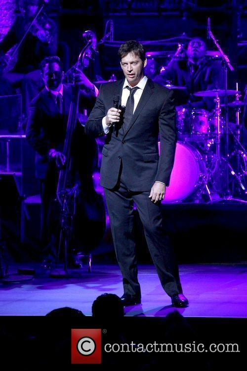 Opening night of 'Harry Connick, Jr. In Concert...