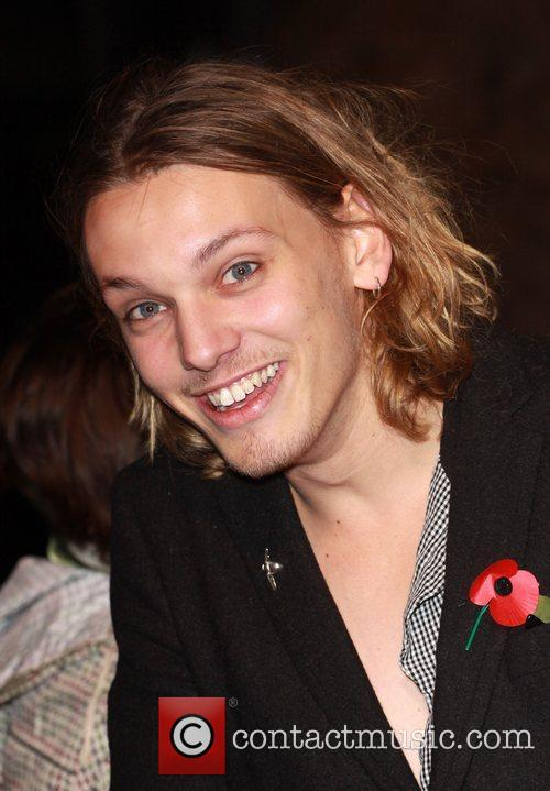 Jamie Campbell Bower and Harry Potter 3