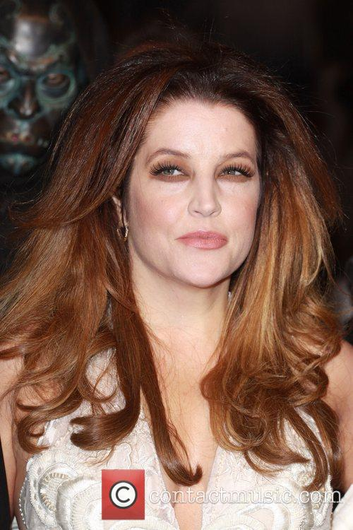 Lisa Marie Presley and Harry Potter 6