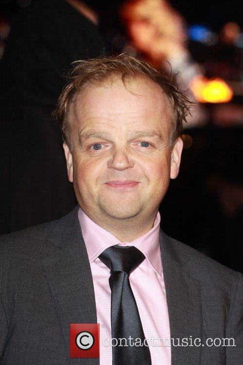 Toby Jones and Harry Potter