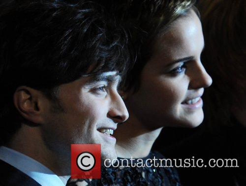Daniel Radcliffe, Emma Watson, Harry Potter, Odeon Leicester Square