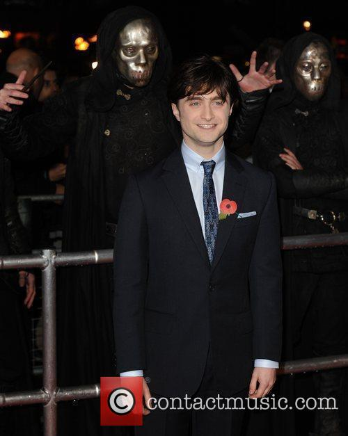 Daniel Radcliffe and Harry Potter 13