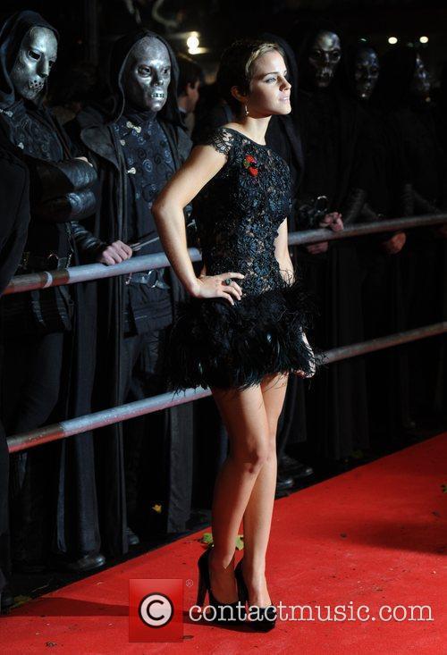 Emma Watson and Harry Potter 38