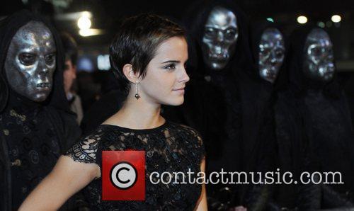 Emma Watson and Harry Potter 29
