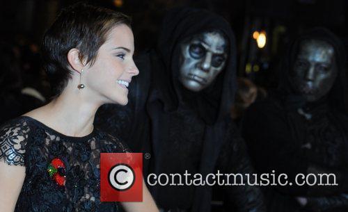 Emma Watson and Harry Potter 31