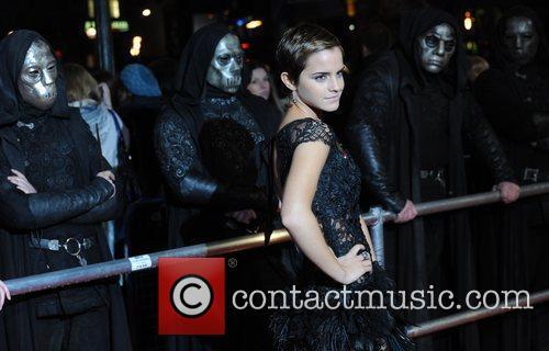 Emma Watson and Harry Potter 35