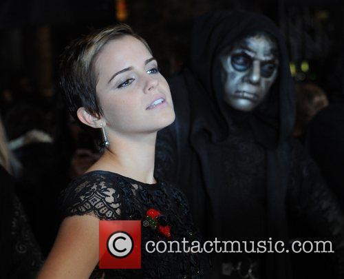 Emma Watson and Harry Potter 41