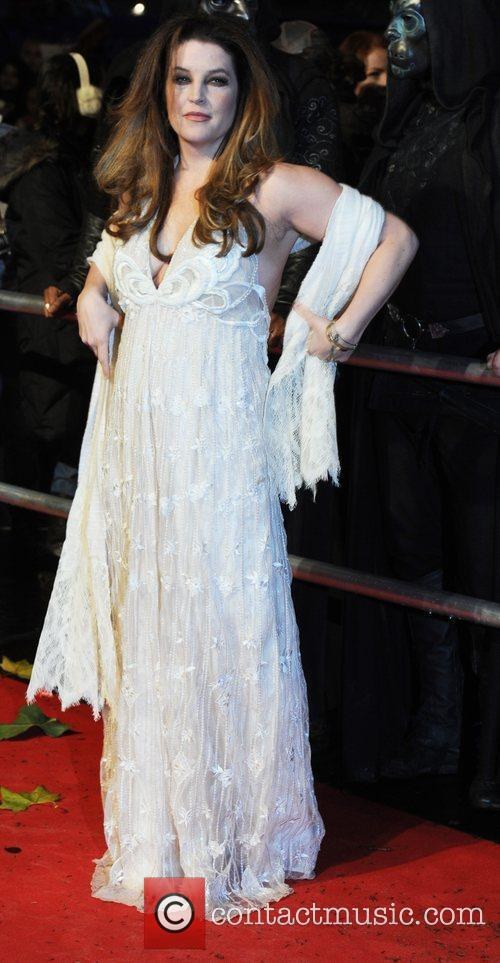 Lisa Marie Presley and Harry Potter 10
